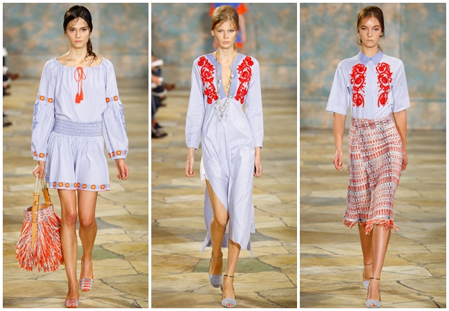 H&M 2016 Spring Embroidered Cotton Dress inspired.