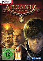 Arcania Fall Of Setarrif (DLC) (PC) 2011