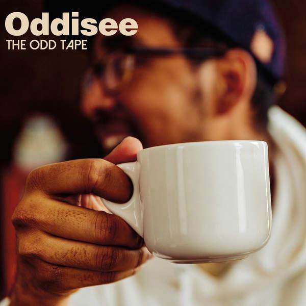 Oddisee - The Odd Tape Cover
