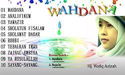 Wafiq Azizah - Solatun Fisalam. Mp3