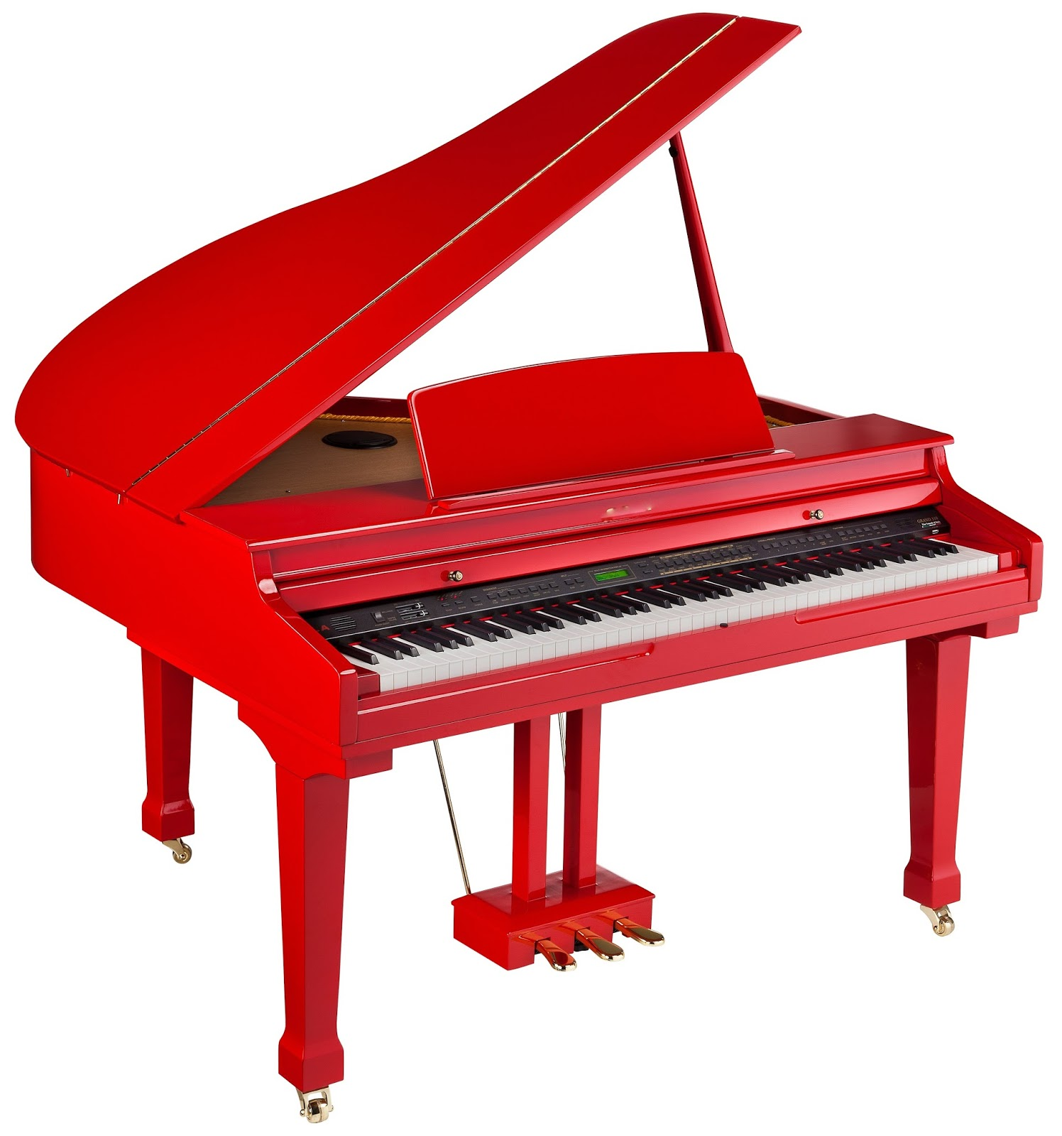 Az piano reviews new digital pianos lowest after for Big grand piano