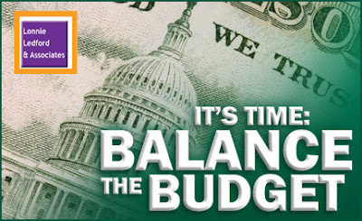 It's Time: Balance the Budget