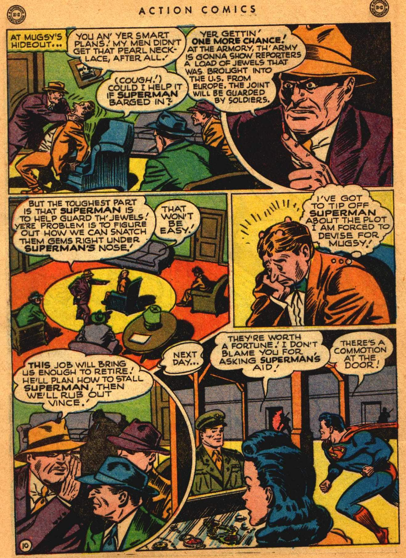 Read online Action Comics (1938) comic -  Issue #108 - 11