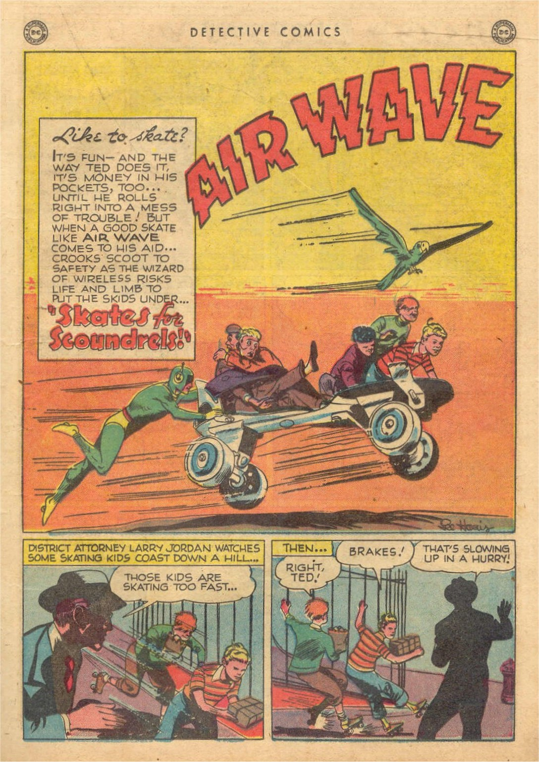 Read online Detective Comics (1937) comic -  Issue #132 - 25