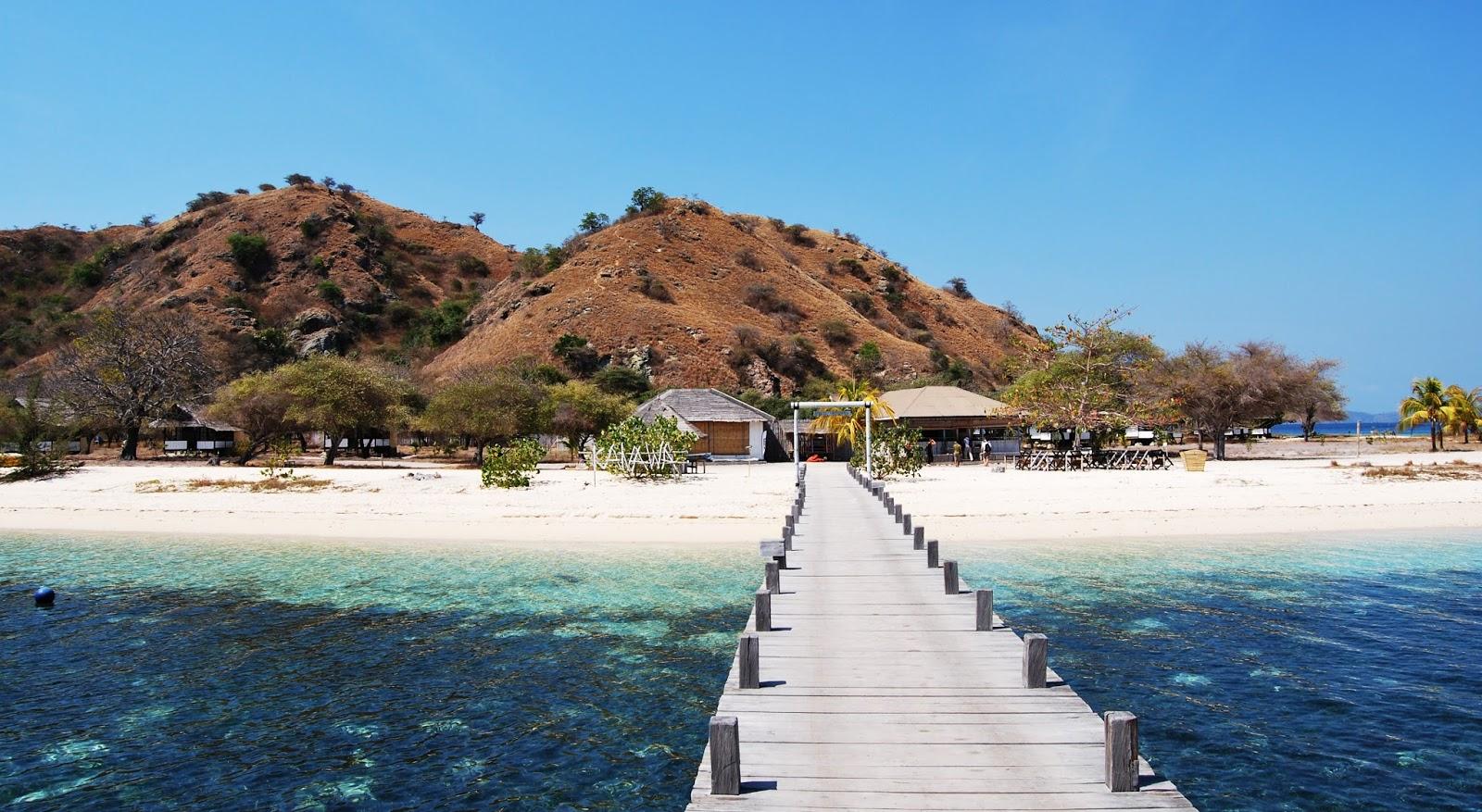 Isla De Kanawa El Diminuto Paraiso De Indonesia De Mayor Quiero