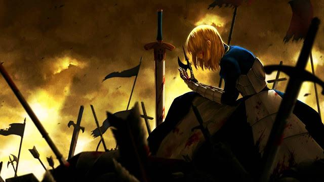 Fate Zero Season 1dan 2BD Sub Indo