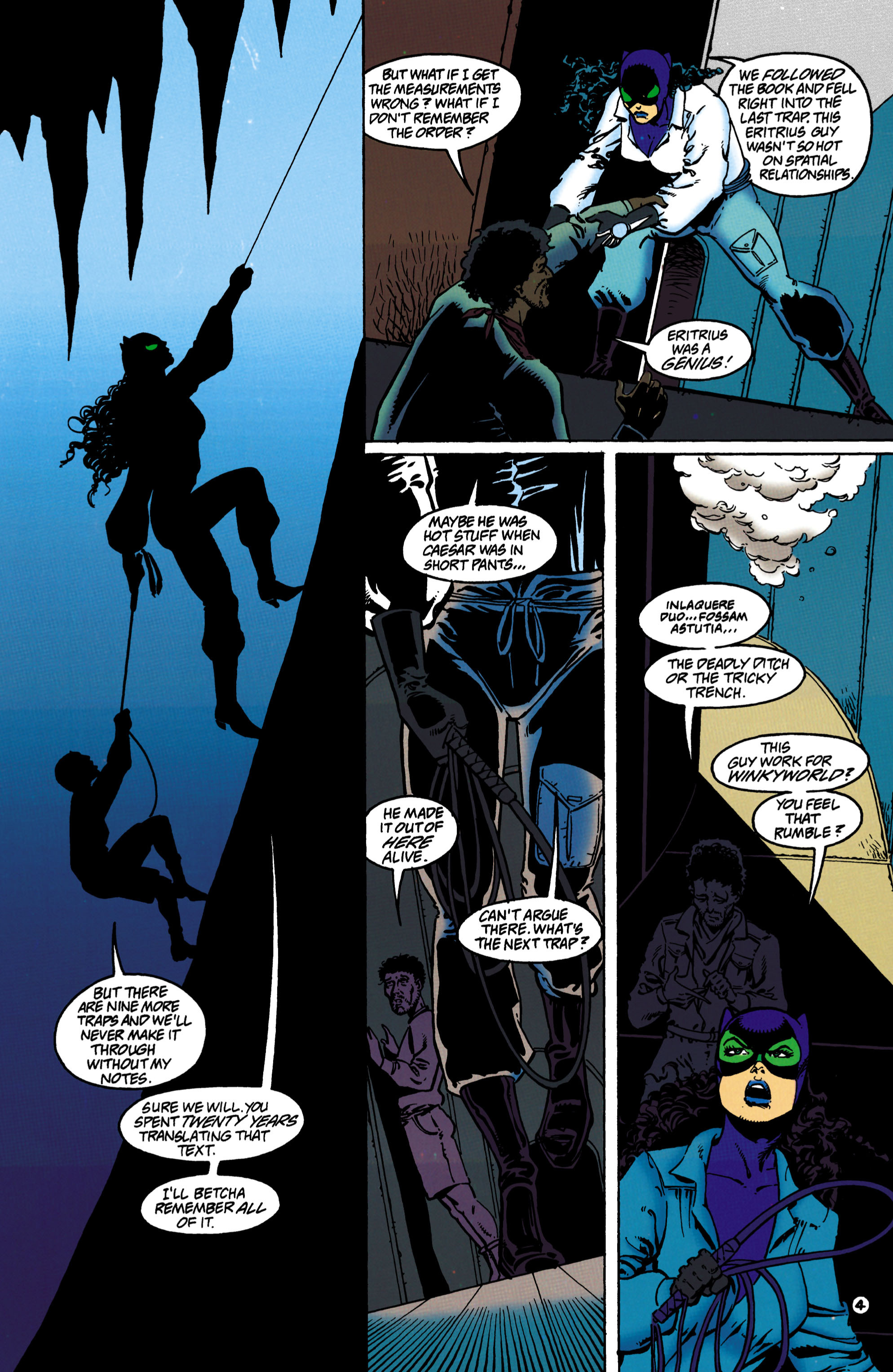 Catwoman (1993) Issue #35 #40 - English 4