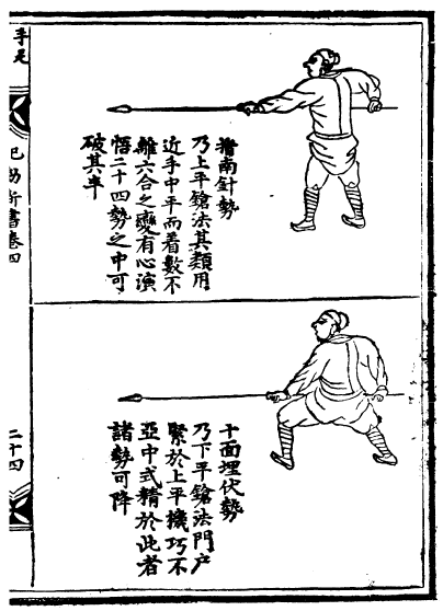 Ming Chinese Spearman