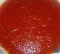 image of tomato puree