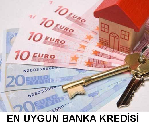 en cazip en düşük faizli kredi veren bankalar en uygun banka kredisi