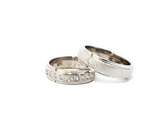 cincin kawin cincin emas cincin perak cincin palladium cincin couple