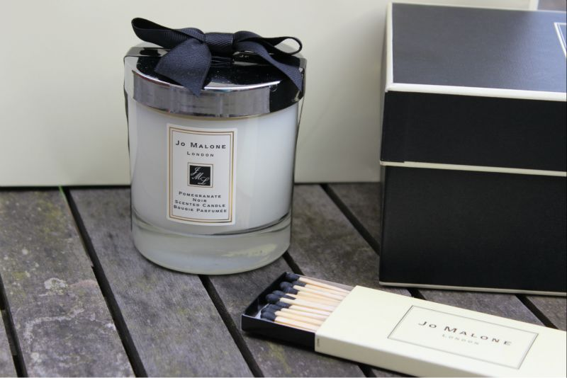 Jo Malone Pomegranate Noir Candle Review The Sunday Girl