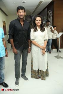 Vishal Sri Divya Pictures at Rayudu Movie Success Meet  0027.JPG