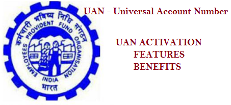 UAN activation