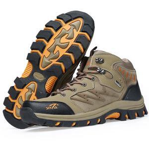 foto sepatu gunung keren