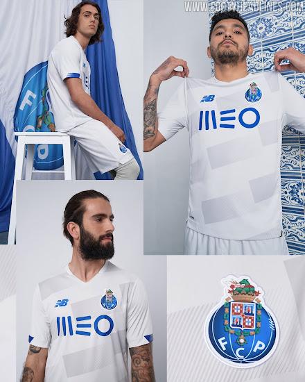 Porto 20-21 Away & Third Kits Released - Footy Headlines