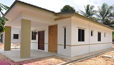 Permohonan Rumah Mesra Rakyat 1Malaysia (RMR1M) SPNB 2018 Online