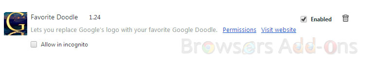 favorite-doodle-disable-remove