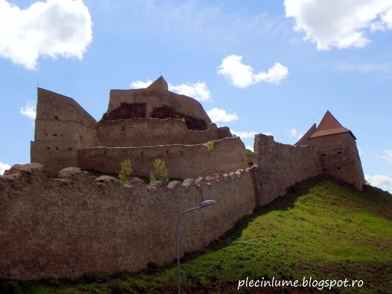 Cetatea Rupea, jud. Brasov