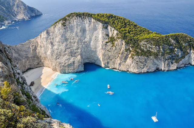 Best Beaches in Greece
