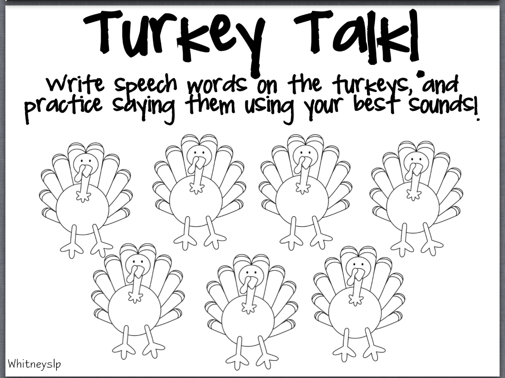 Let S Talk With Whitneyslp Turkey Trouble For Thanksgiving