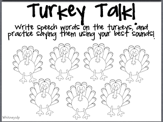 Let's Talk! with Whitneyslp: Turkey Trouble for Thanksgiving!