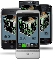 Neil Young Archives Vol.2 Apps