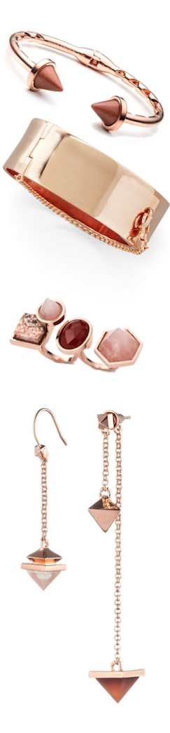 Eddie Borgo Ring Bracelets and Earrings