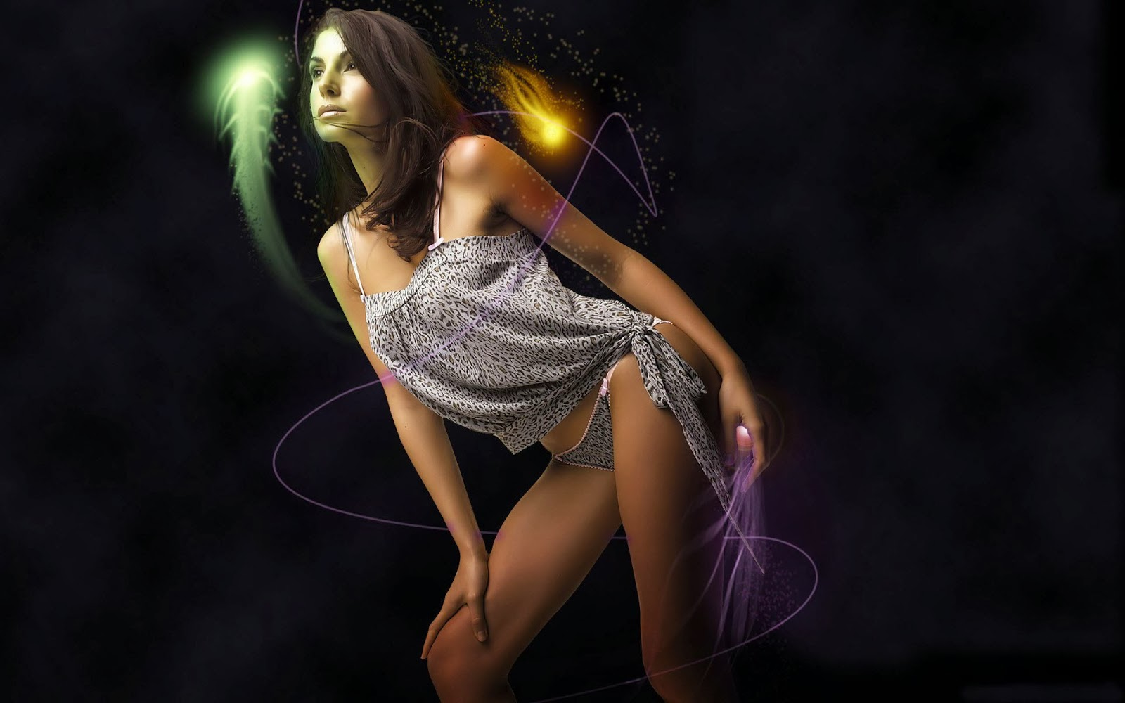 Fantasy girls wallpapers hd 3d hd wallpapers - Fantasy desktop pictures ...