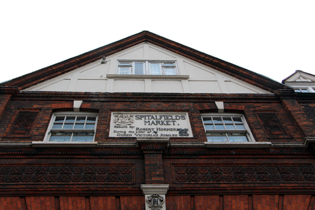 London - Old Spitalfields Market