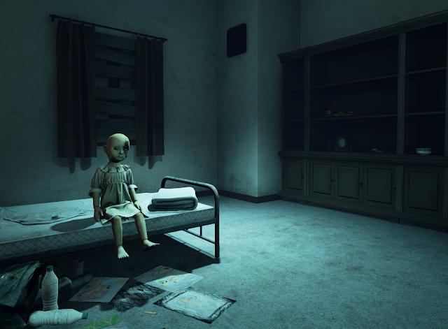 Weeping Doll PlayStation VR
