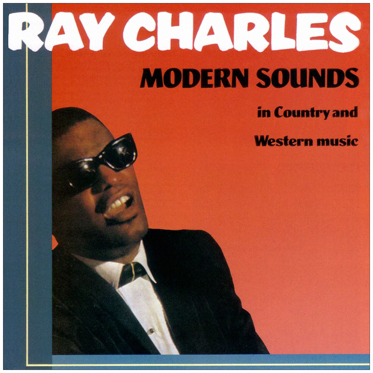 Music Of My Soul: Ray Charles-1988-Modern Sounds In ...