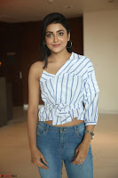 Avantika Mishra in One Shoulder Crop Top and Denim Jeggings ~  Exclusive 035.JPG