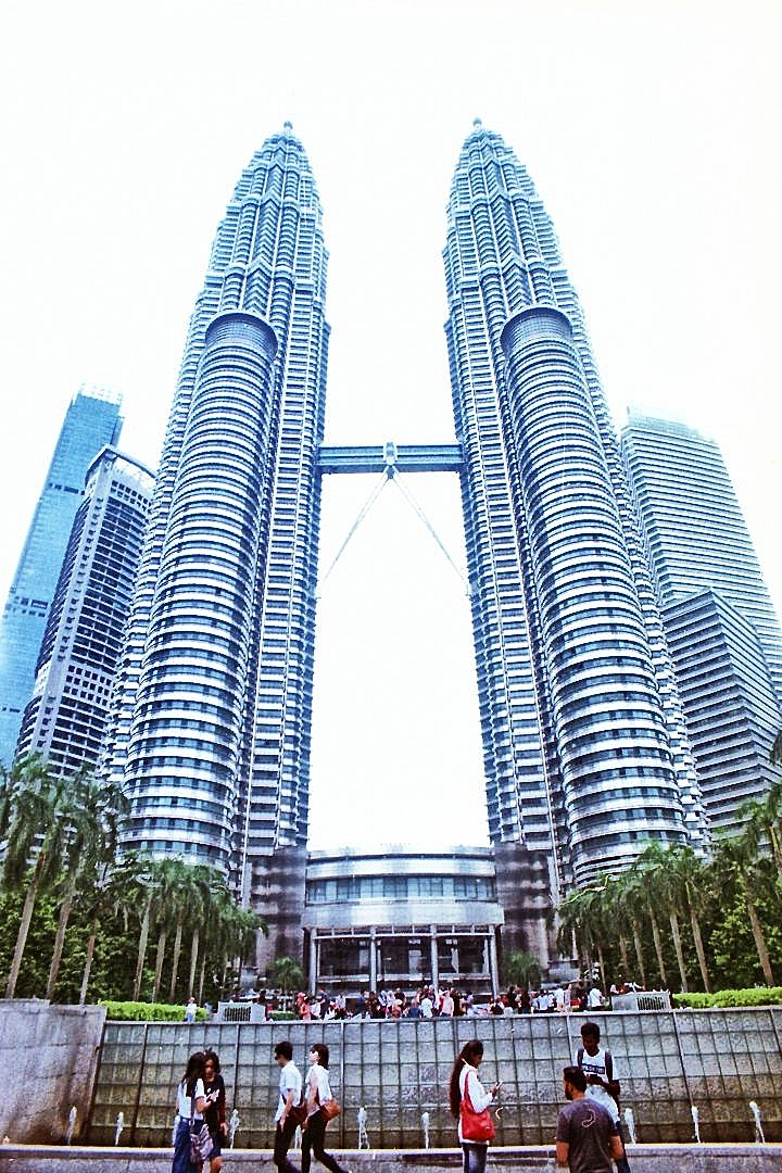 The Twin Towers 01