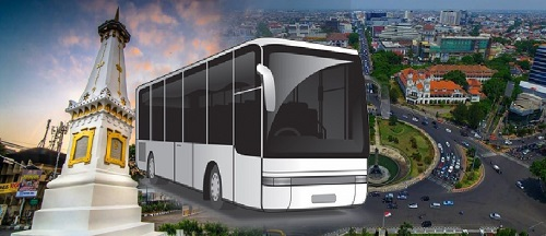 Bus Yogyakarta semarang