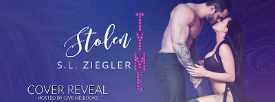 Cover Reveal for Stolen Tyme by S.L. Ziegler