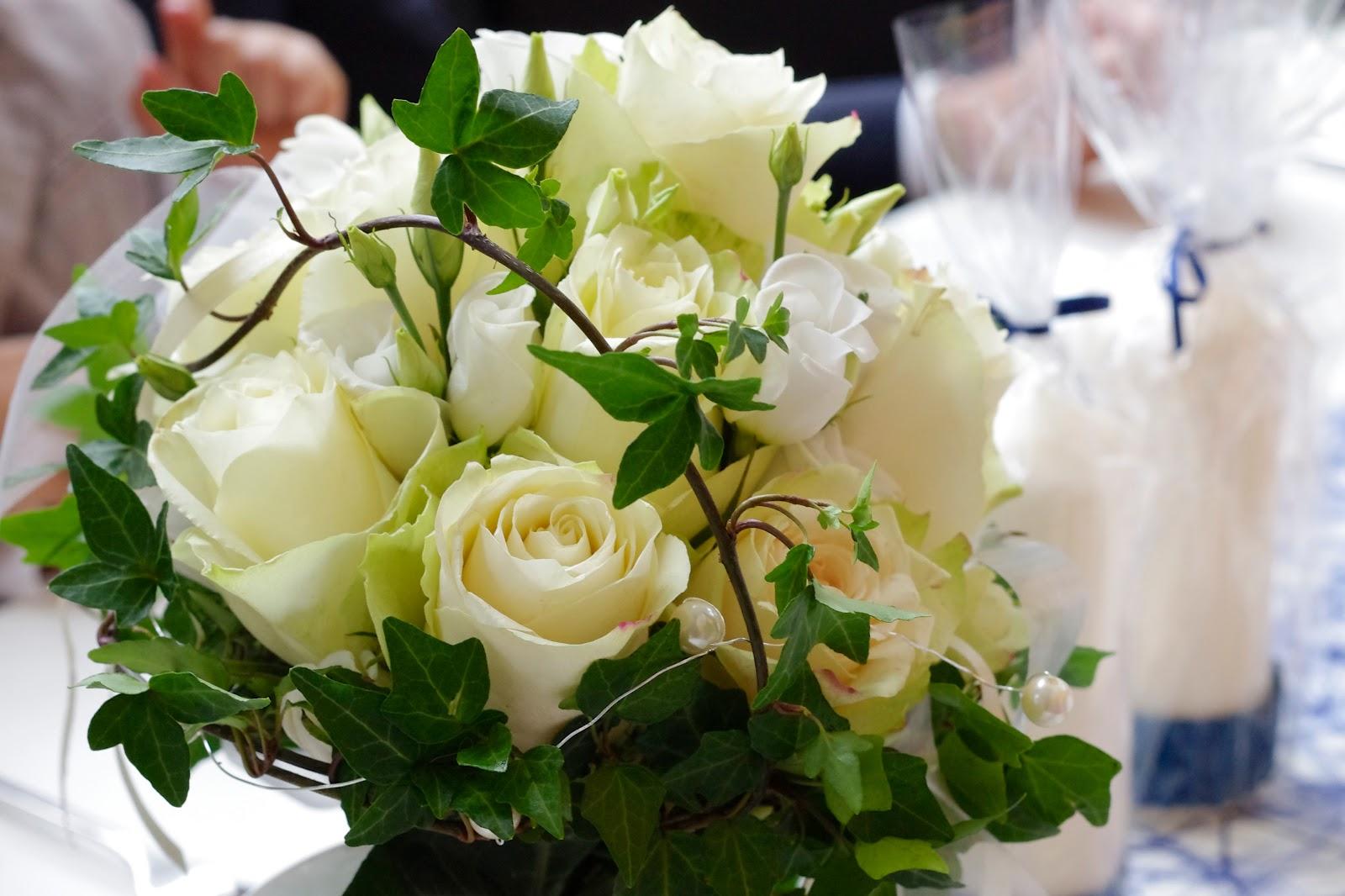 JanasBastelecke Tischdeko fr Hochzeit