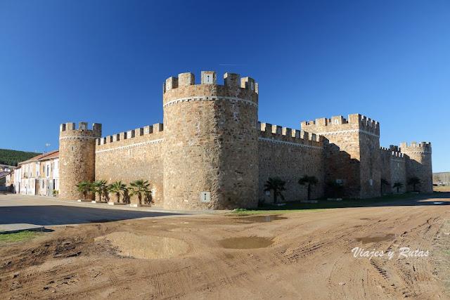 Castillo de los Pimentel, Alija del Infantado