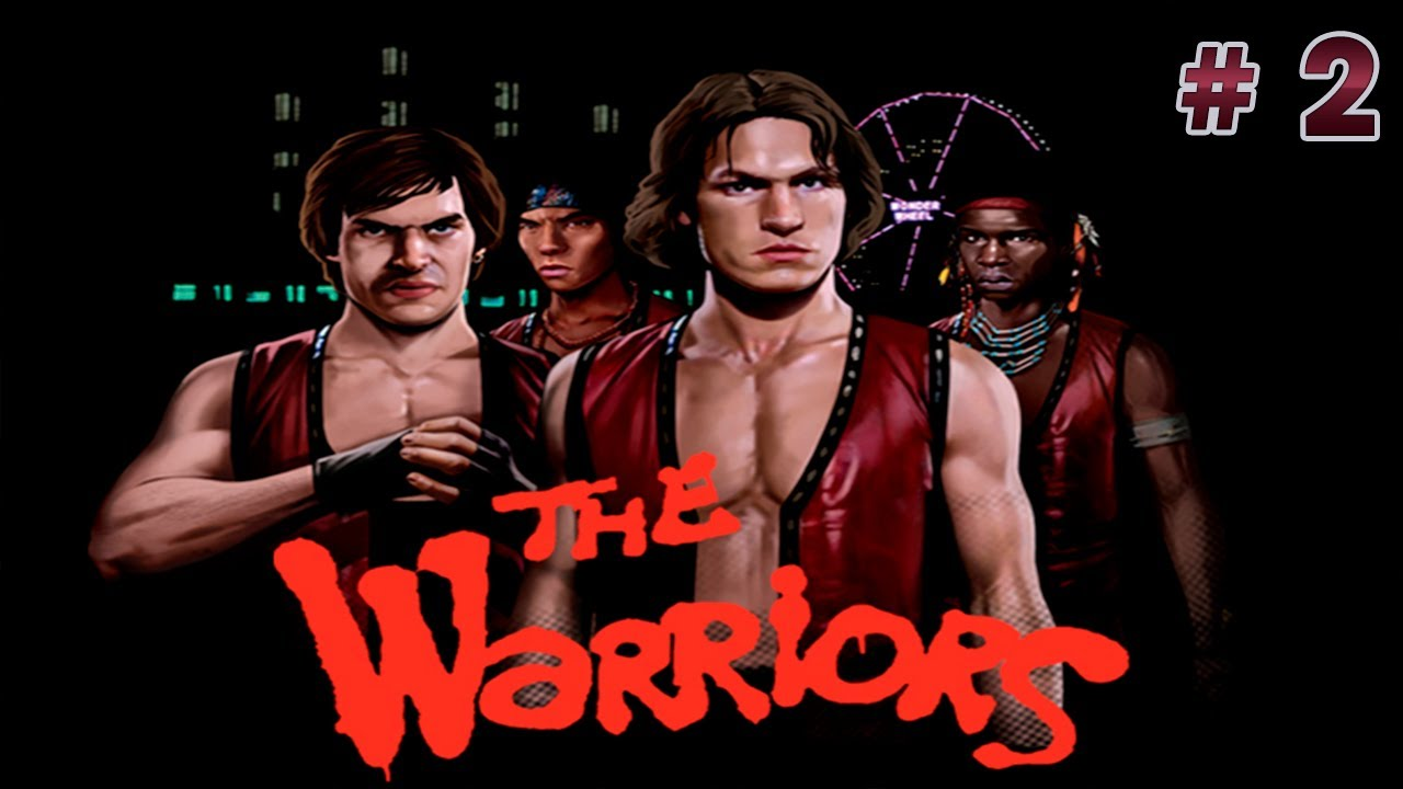 Game PSP The Warriors ISO/ CSO File High Compress For ...