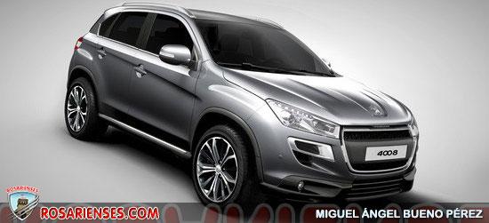 Peugeot 4008 1.6 HDi, versión de acceso compatible con el PIVE | Rosarienses, Villa del Rosario