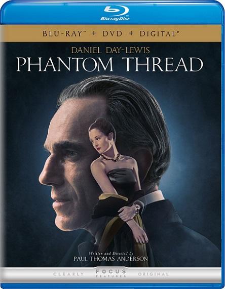 Phantom Thread (El Hilo Fantasma) (2017) 720p y 1080p BDRip mkv Dual Audio DTS 5.1 ch