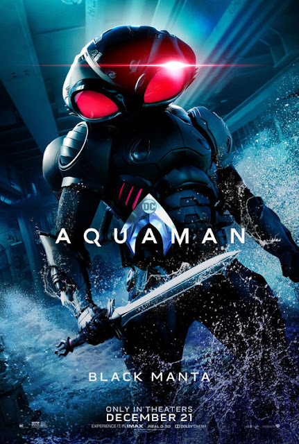 Black Manta wants Aquaman To Die
