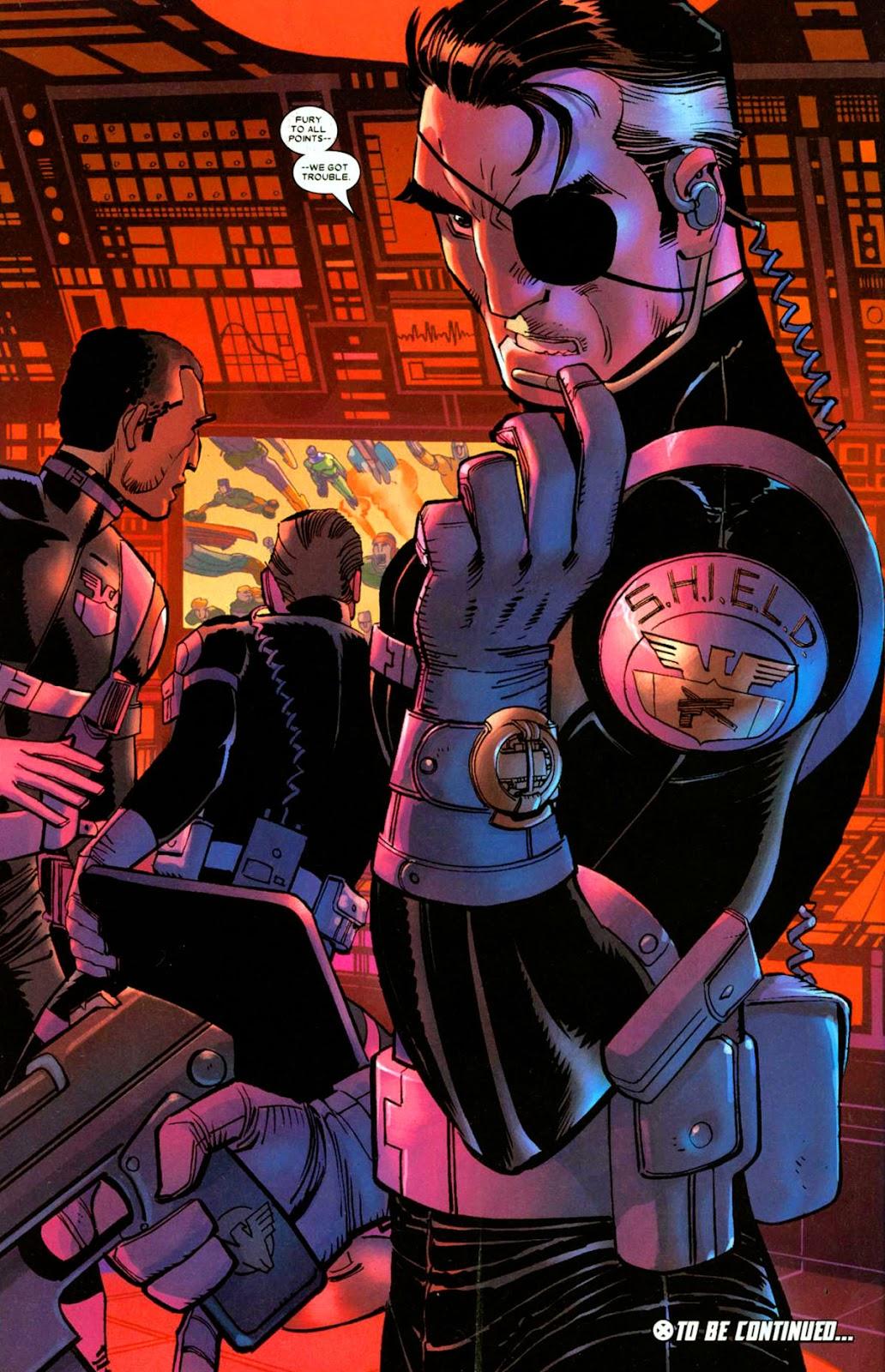 Read online Wolverine (2003) comic -  Issue #26 - 23