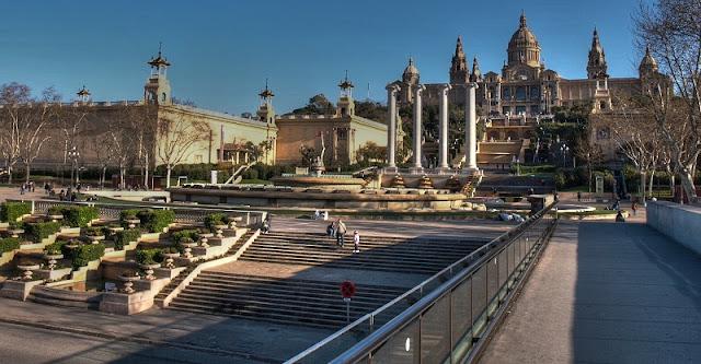 Como chegar ao Museu de Arte da Catalunha