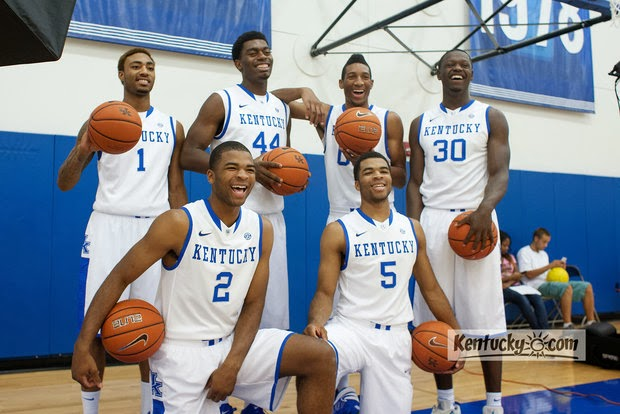 Uk Basketball: Kentucky Basketball 24/7: What's Going On With The