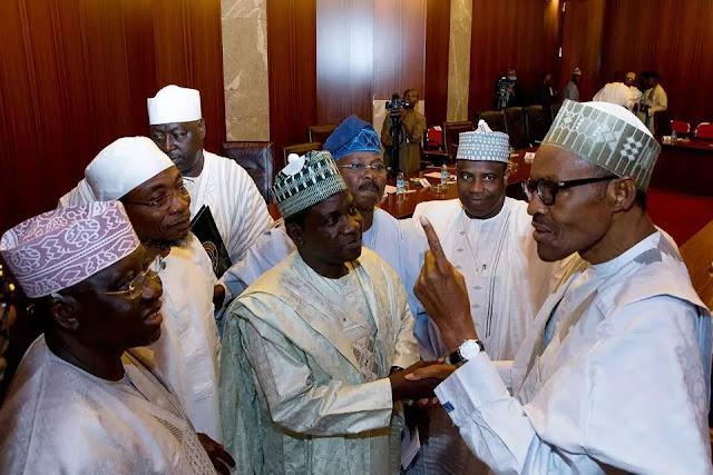 Buhari allegedly gives permission to sack Ekweremadu