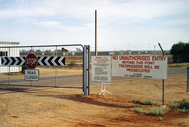 Woomera Australia