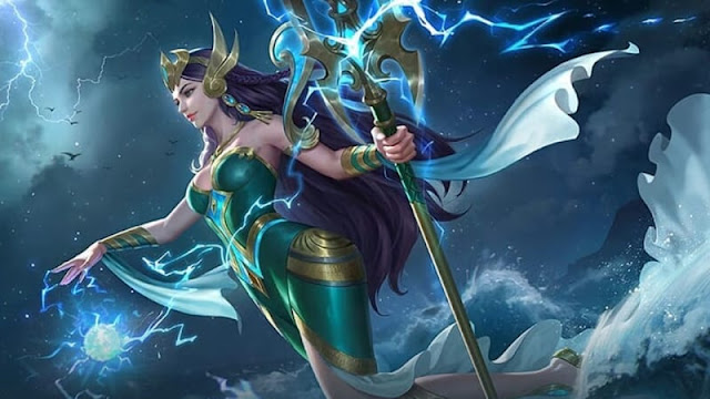 Fakta Unik Nyi Roro Kidul Hero Baru Mobile Legends