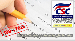 Scope of Civil Service Examination