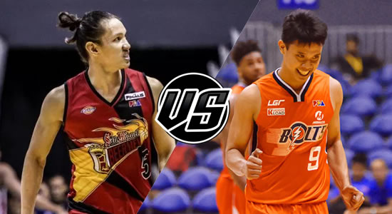 Live Streaming List: SMB vs Meralco 2018 PBA Governors' Cup